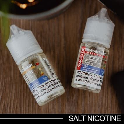 salt nic by apollo