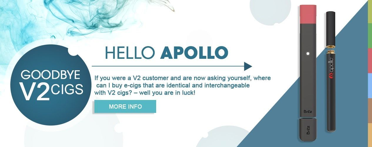 Apollo Ecigs - The USA shop for Vape Kits, E-Liquids and