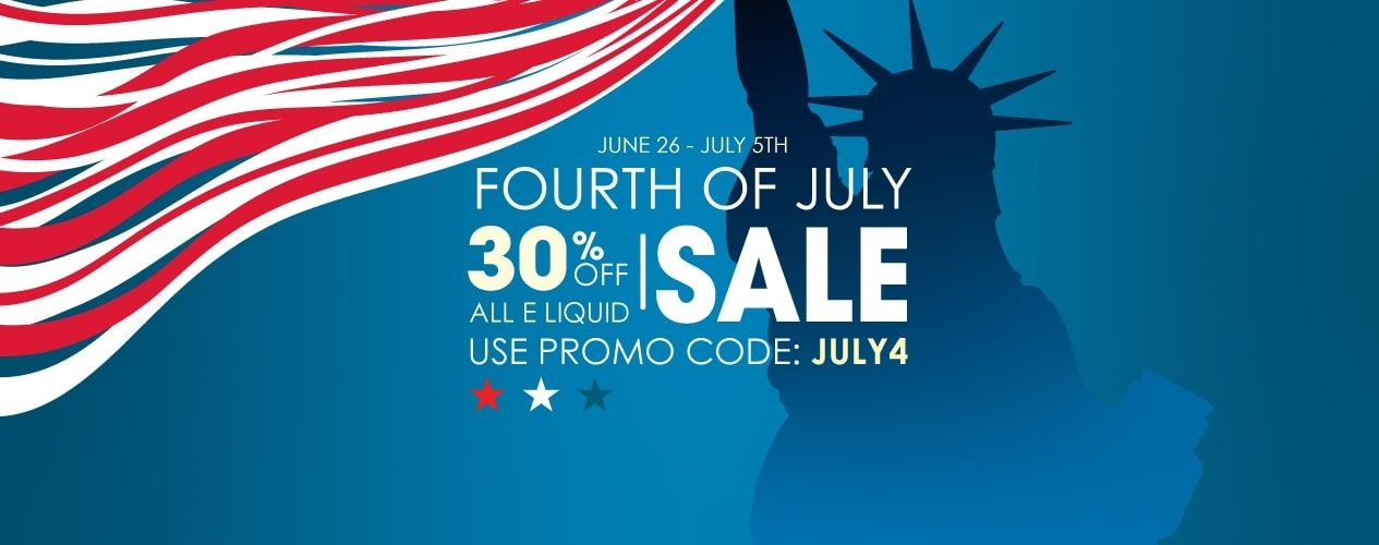4'th of july promo
