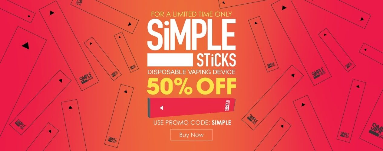 simple sticks promo